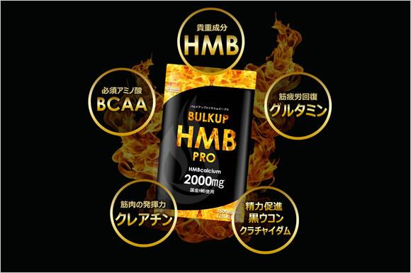 バルクアップHMBプロのその他の成分や効果