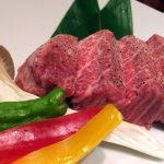 叙々苑の肉