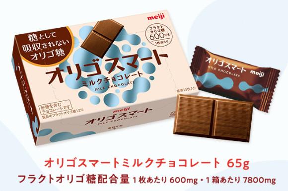 オリゴスマートチョコレート